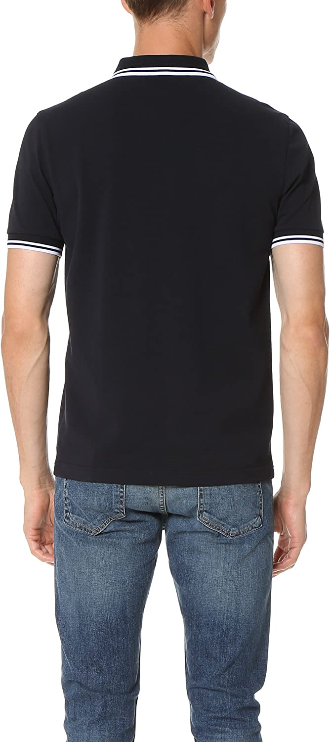 Fred Perry Mens Slim Fit Twin Tipped Shirt