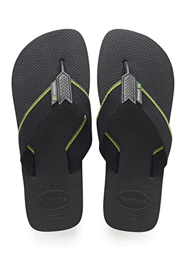 44b7f4c7df381 Havaianas Men s Urban Brasil Flip Flops  Amazon.co.uk  Shoes   Bags