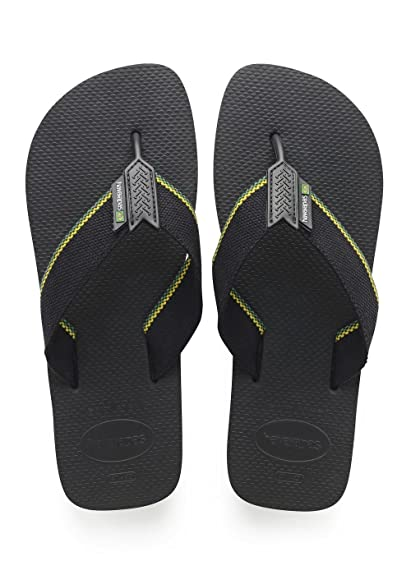 d2da0dce3b68 Havaianas Men s Urban Brasil Flip Flops  Amazon.co.uk  Shoes   Bags