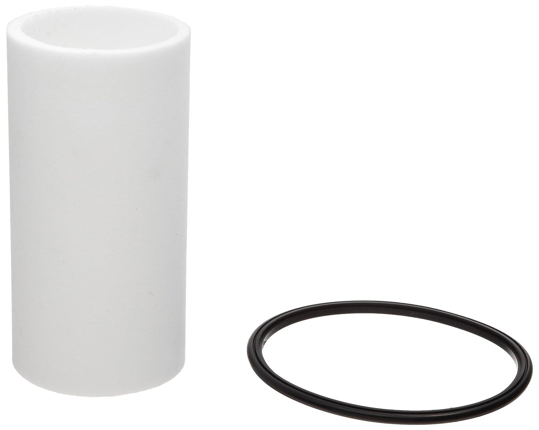 Parker P3NKA00ESG Plastic Filter Element for P3NF and P3NE Series Filter/Regulator, 40 Micron
