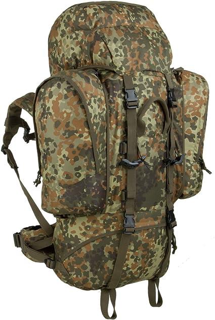 BW Kampfrucksack 65l tactical camo Bundeswehr Trekking BRANDIT Armeerucksack