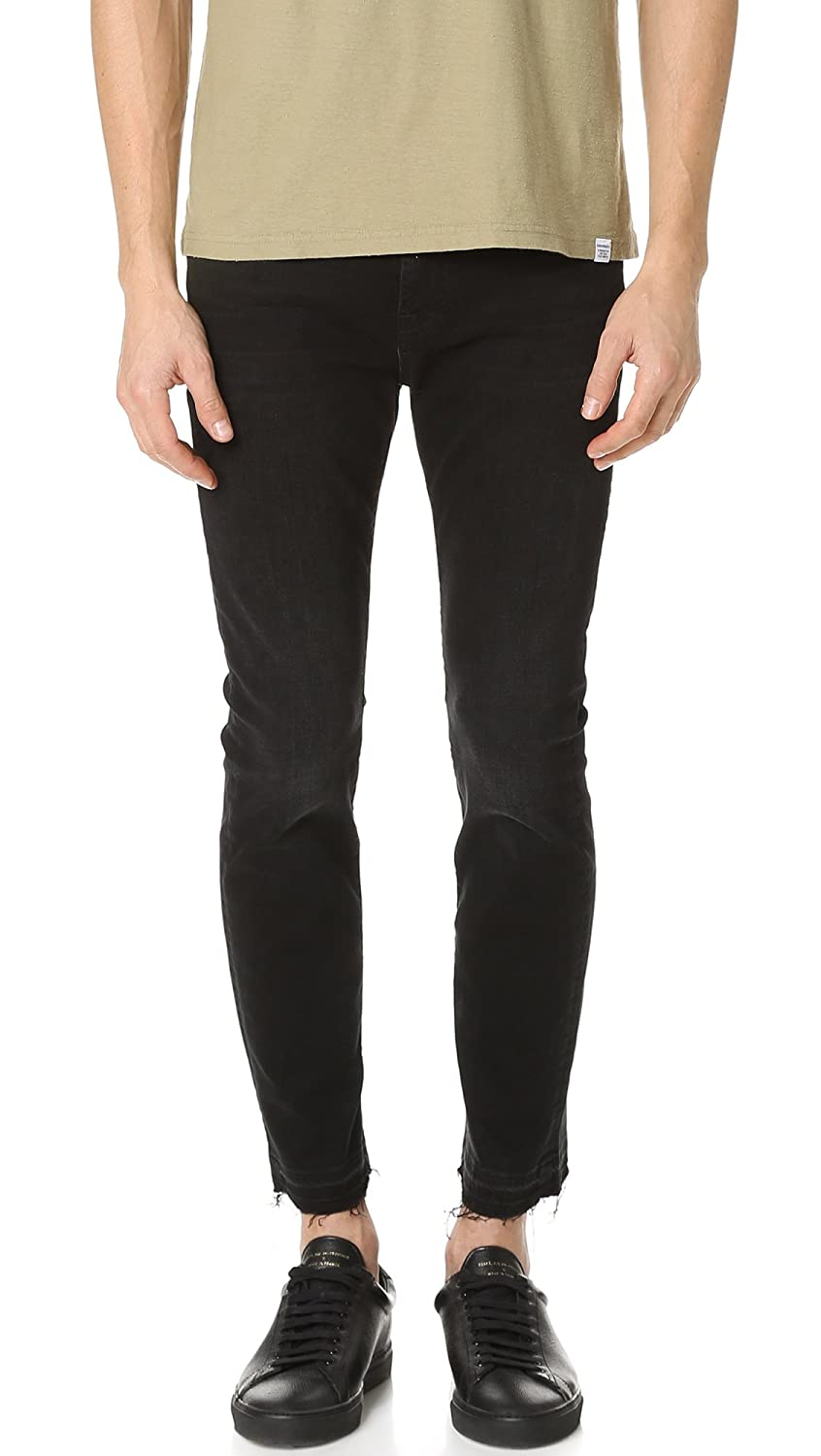 7 For All Mankind Men's Paxtyn Released Hem Jeans