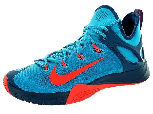 check out ee080 e1cfc Nike Zoom Hyperrev 2015 Zapatillas de Baloncesto, Hombre  Amazon.es  Zapatos  y complementos