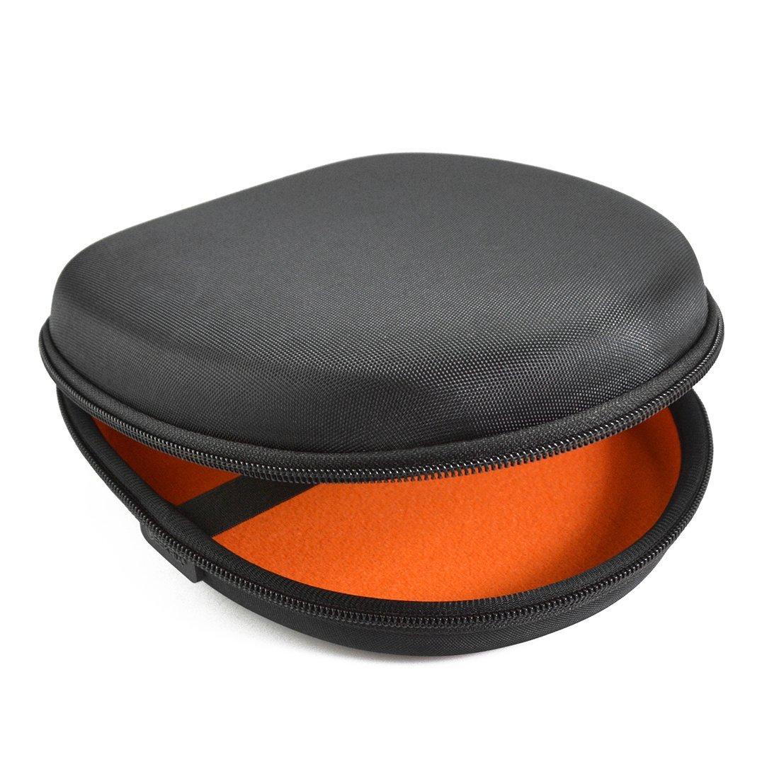 Geekria Headset Case for VXI BlueParrott B450-XT, B350-XT, B250-XT, B250-XTS, Voiinoiu, Arkey burds, Mpow Pro, Truck Driver, Call Center Headphone/Hard Shell Carrying Case/Protective Travel Bag EJB29-09