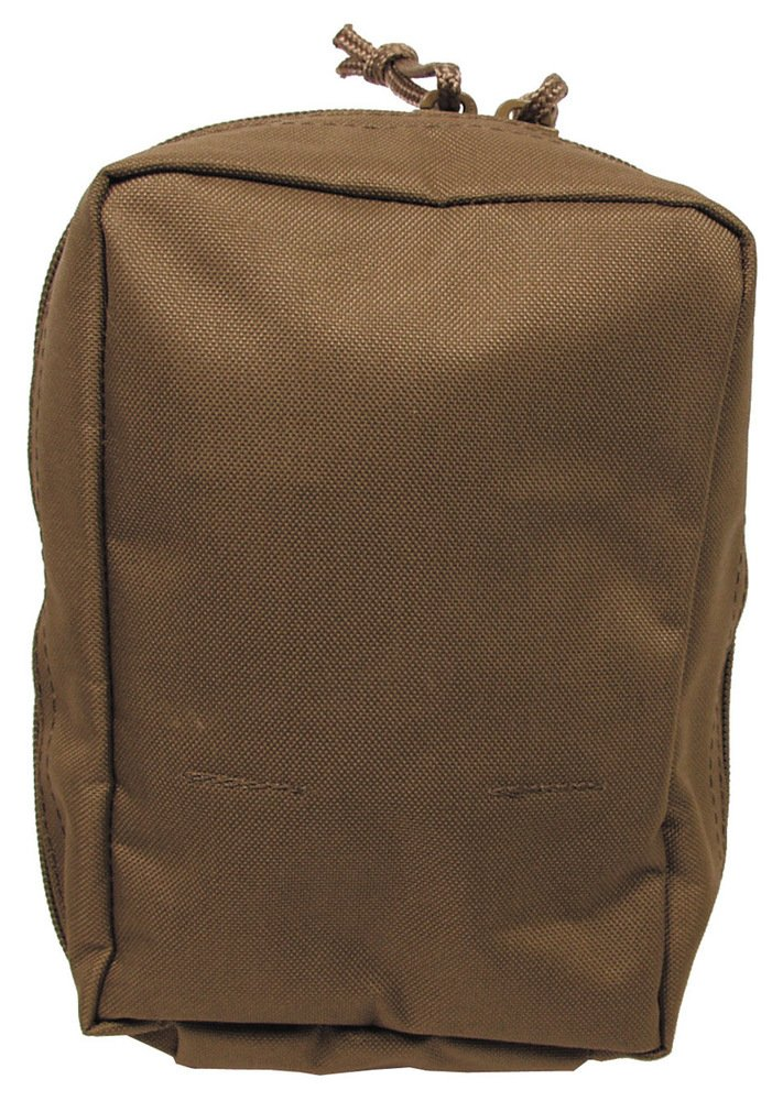 MFH SMALL UTILITY POUCH - COYOTE TAN