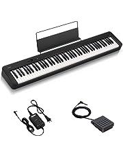Casio Piano Digitale - CDP-S100BK