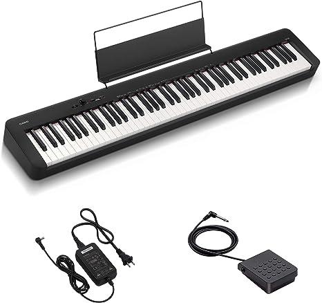 Casio CDP-S100 Negro: Amazon.es: Instrumentos musicales