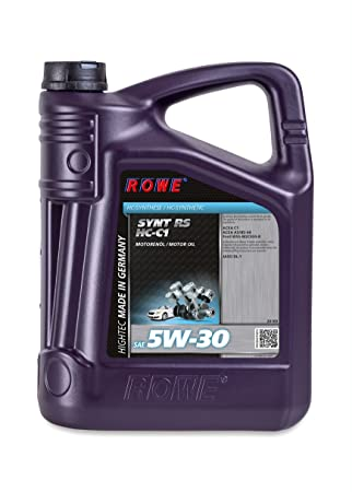 ROWE HighTec Synt RS SAE 5 W-30 HC de C1 motorenöl Ford/Mazda