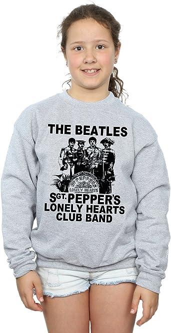 The Beatles niñas Lonely Hearts Club Band Camisa De ...