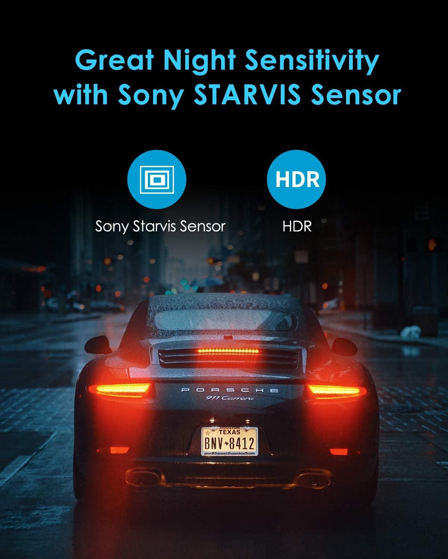 Viofo A119 V3 Dash Cam Car Camera 2560x1600p Quad Hd Elektronik
