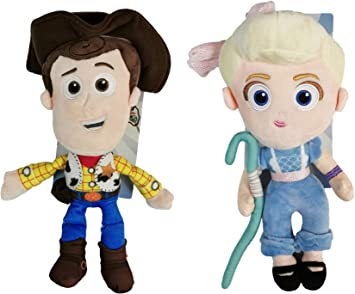 Dsney Toy Story - Pack 2 Peluches Sheriff Woody 13