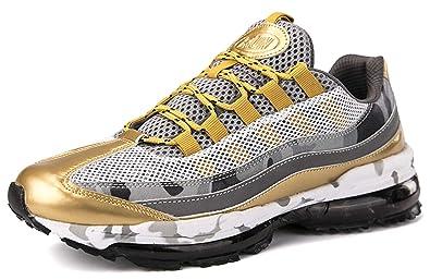 2f01fcecb52b Amazon.com   EL Possibilities Men's Air Cushion Sports Running Shoes ...