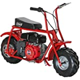 Coleman Powersports Mini Bike Trail Scooter for Adults & Kids 13+