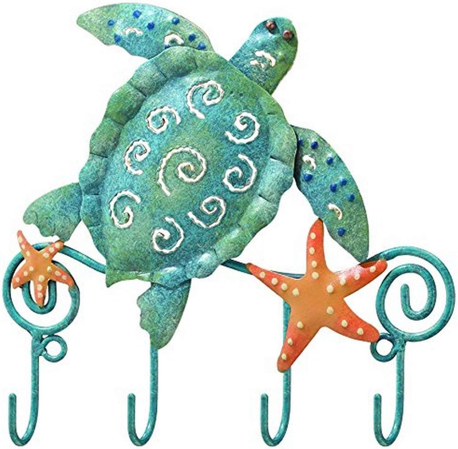 Regal Art /& Gift Regal Art and Gift 5031 Sea Turtle Key Hook