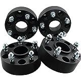 GDSMOTU 4pc Hub-Centric Wheel Spacers for Jeep 5 Lug, 2