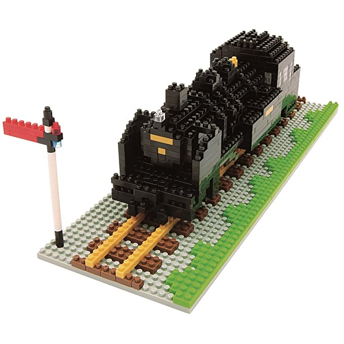 2 opinioni per Nanoblock NBM 001 Steam Locomotive