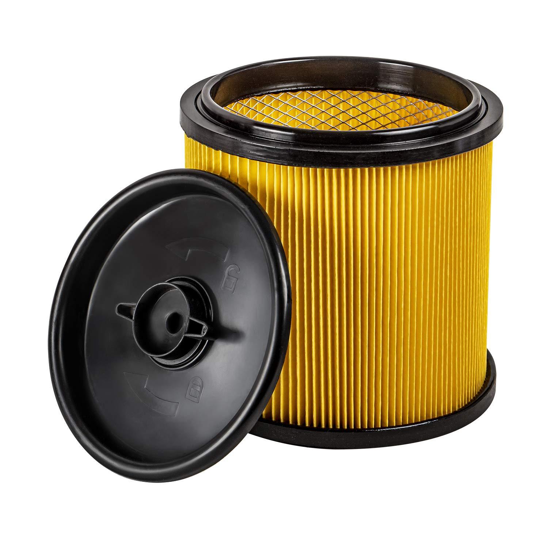 Vacmaster Standard Cartidge Filter & Retainer, VCFS Color:Original Version