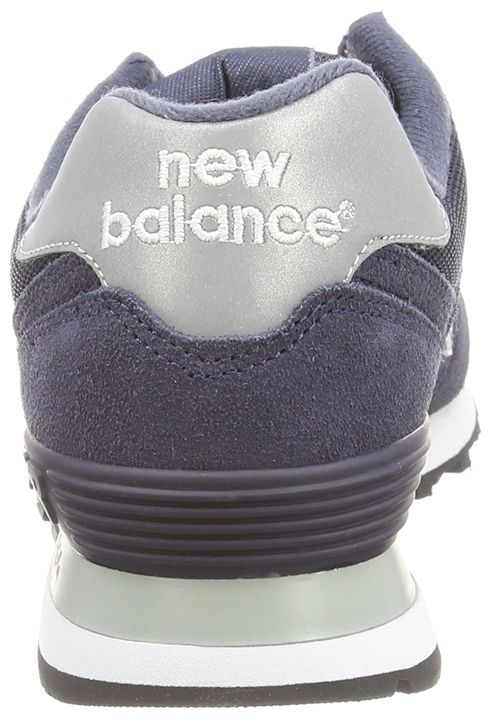 Amazon.com | Mens New Balance 574 Suede Lace up Retro Running Classic Sneakers | Fashion Sneakers