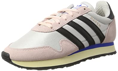 Amazon.com | adidas Originals Women's Haven Trainers One Core Icey ...