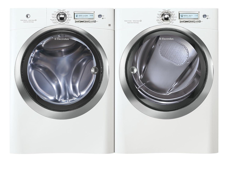 electrolux efls617siw. amazon.com: electrolux laundry bundle | ewfls70jiw washer \u0026 ewmed70jiw electric dryer - white: appliances efls617siw
