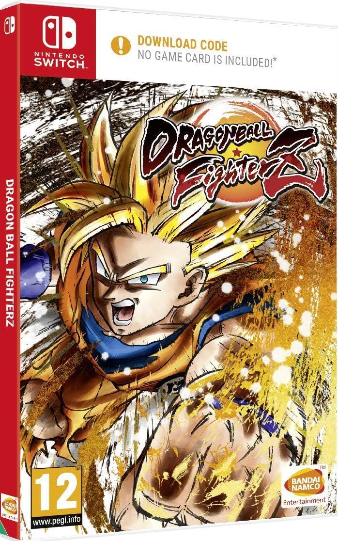 Dragon Ball FighterZ [Code In A Box]: Amazon.es: Videojuegos