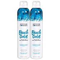 Not Your Mother's Beach Babe Texturizing Dry Shampoo, 7 Ounce, 2 count, for all...
