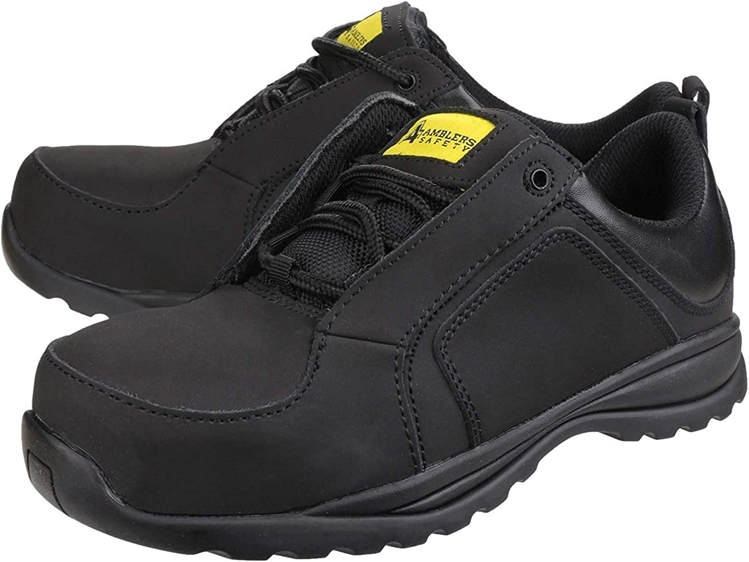 Amblers Womens Fs59C Safety Trainers