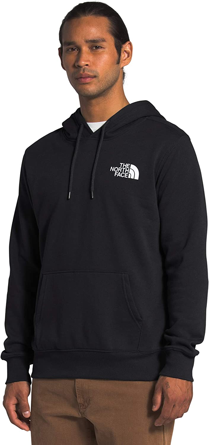 The North Face Men's Never Stop Exploring Pullover Hoodie: Clothing