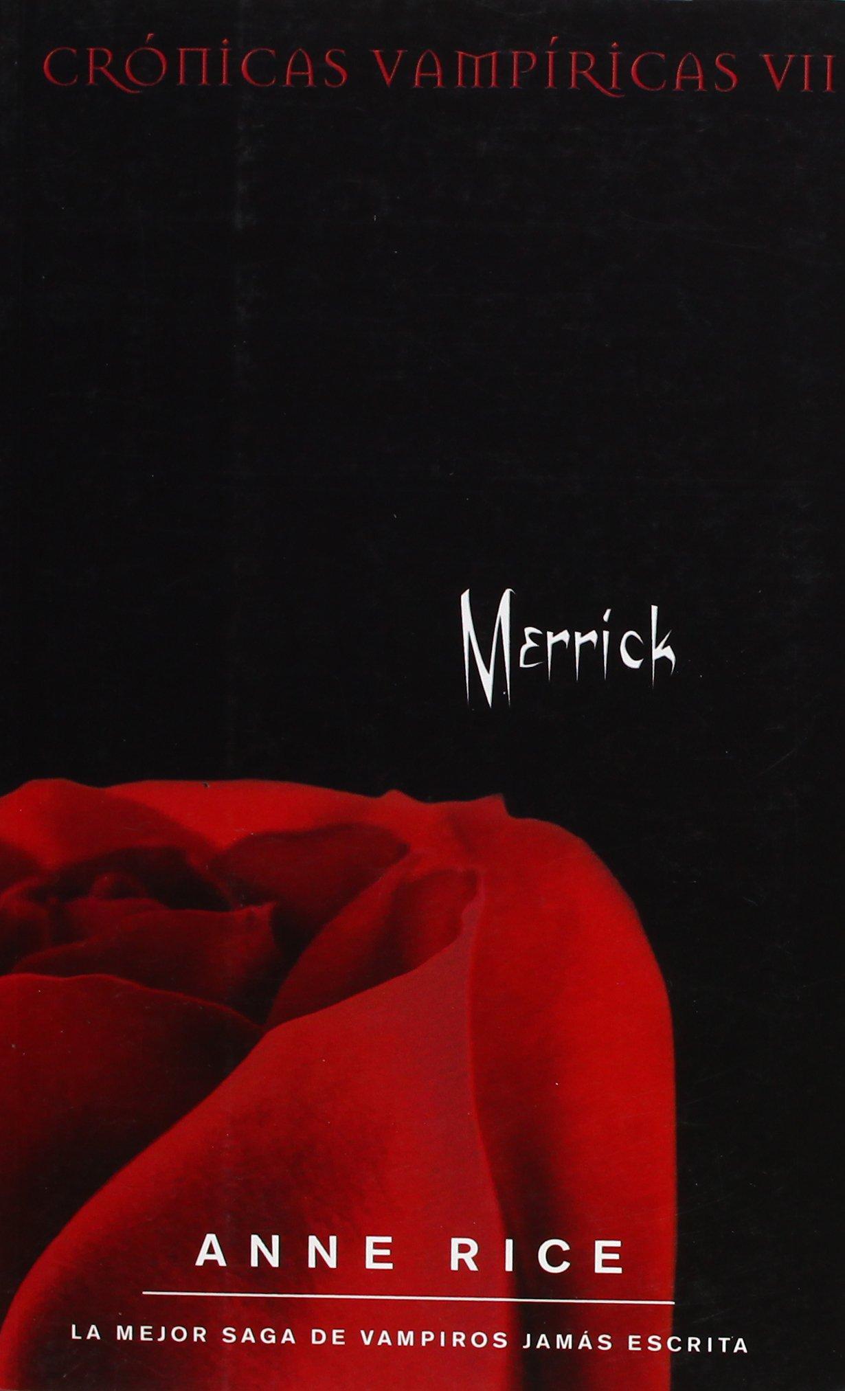 MERRICK: CRONICAS VAMPIRICAS VII BEST SELLER ZETA BOLSILLO: Amazon ...