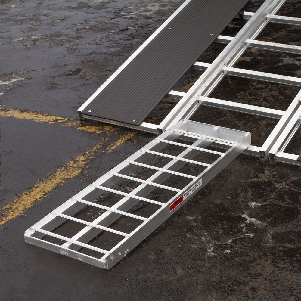 Black Ice SNO-EXT Snowmobile Loading Ramp Extension by Black Ice (Image #1)