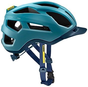 Mavic Echappée Trail Pro - Casco Mujer - azul/Azul petróleo Contorno de la cabeza