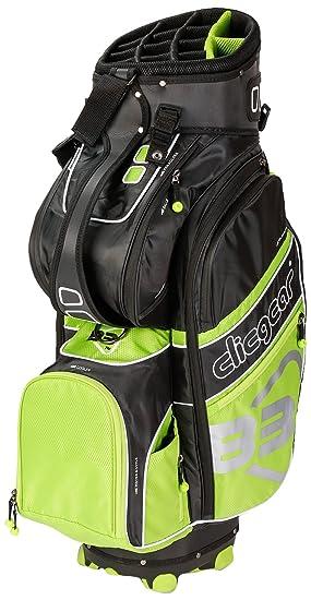 Clicgear B3 – Bolsa de Golf, Color Negro