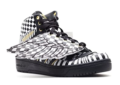 51ea9202c72b98 adidas Jeremy Scott JS Wings OPART hi top Trainers G95768 Sneakers Shoes  (UK 5 US