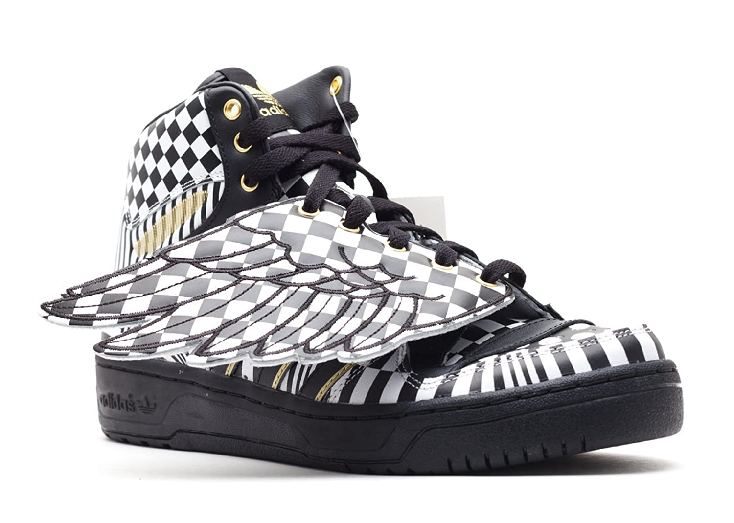 Adidas Shoes High Tops Wings