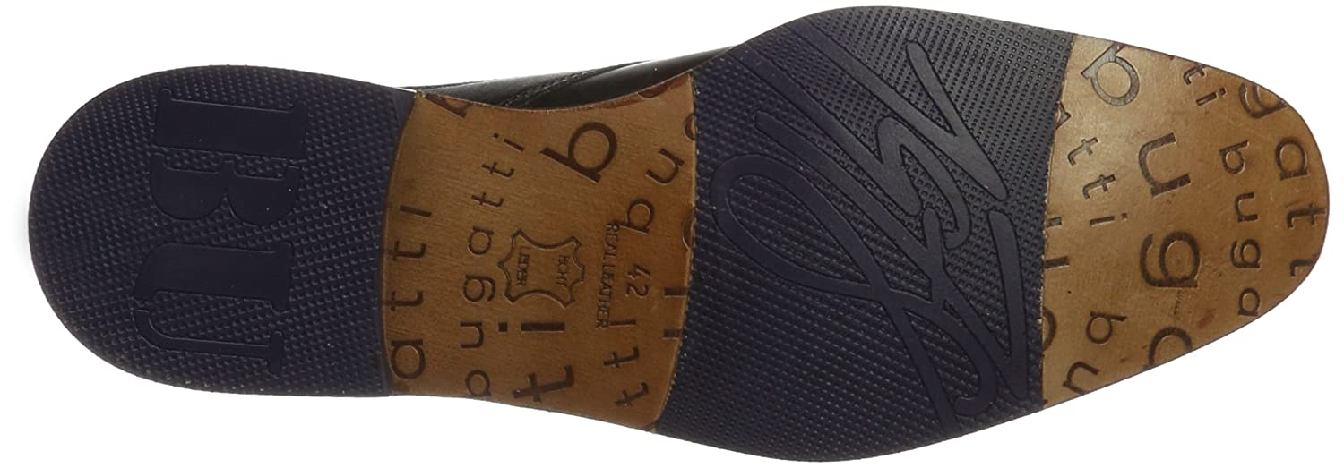 312296041100, Derby Homme, Marron (Brown), 43 EUBugatti