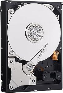 WD 1 TB 3.5-Inch Desktop Mainstream WDBH2D0010HNC-NRSN