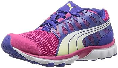 PUMA Women s GeoTech Aya Running Shoe Beetroot Purple 7.5 B(M) US