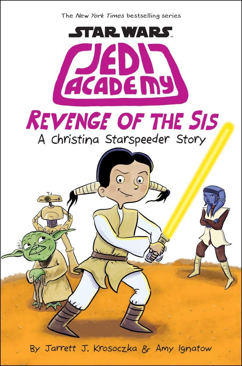 jedi academy books age appropriate
