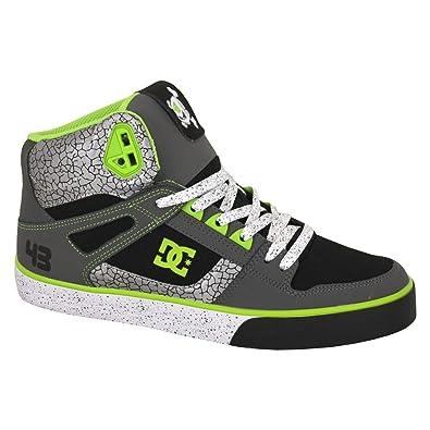sale retailer adf29 26beb DC Shoes Ken Block Spartan High WC Schuhe black batteleship ...