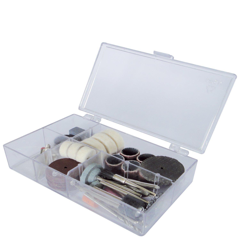 Scheppach 64-teiliges Werkzeug-Set für Dekupiersäge DECO-FLEX