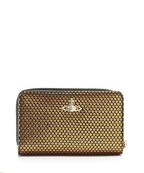 55619eb2b24 Vivienne Westwood Florence Ladies Wallet copper: Amazon.co.uk: Luggage