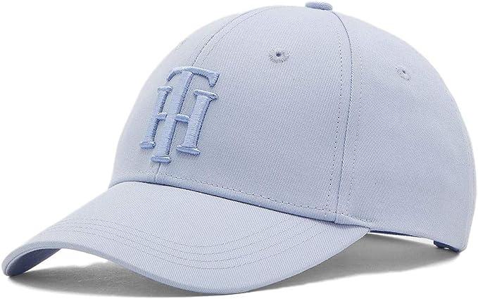 Tommy Hilfiger TH Chic Cap Gorra de béisbol, Azul (Breezy Blue C ...