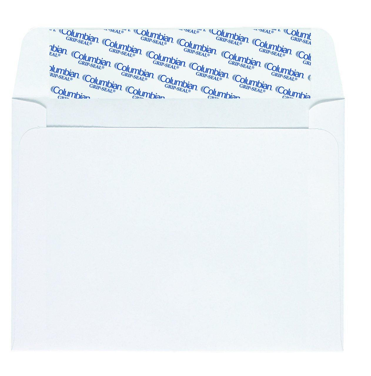 Amazon Columbian Invitation Envelopes A9 Grip Seal 5 34 X