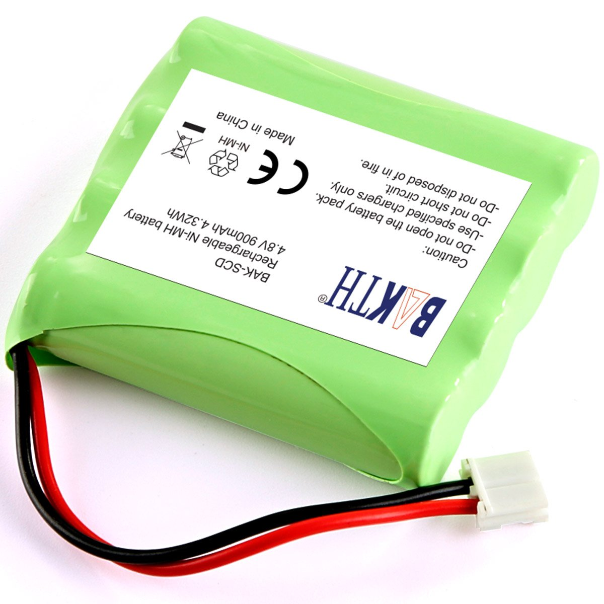 BAKTH Bater/ía para Babyphone Philips Avent SCD 468//84-R