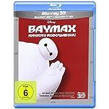 Baymax - Riesiges Robowabohu (2014) [Blu-ray]