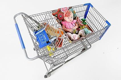 AiQi Hamaca balance bebé carrito de la compra cubierta para Baby, más de uno debe