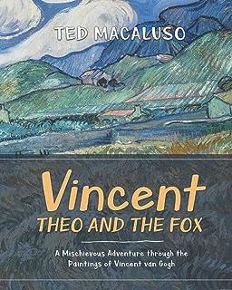 Vincent Van Gogh The Colors Of The Wind Lossani Chiara Monaco Octavia 9780802853905 Amazon Com Books