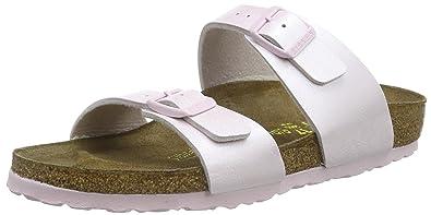 c2a00cac5959a2 BIRKENSTOCK Damen Sydney Birko-Flor Pantoletten  Amazon.de  Schuhe ...