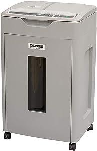 BOXIS AutoShred 650-Sheet Auto Feed Microcut Paper Shredder - Heavy Duty (AF650)