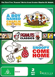 Boy Named Charlie Brown / Snoopy Come Home